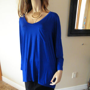 NWT Cable&Gauge High Hi-Low Tunic Sweater Top XL